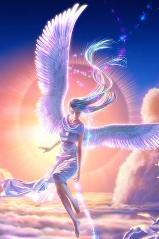 связь с Ангелами-Хранителями